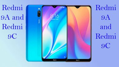 Redmi 9A and Redmi 9C